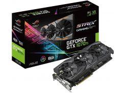 Відеокарта ASUS GTX 1070 Ti (ROG-STRIX-GTX1070TI-8G-GAMING)