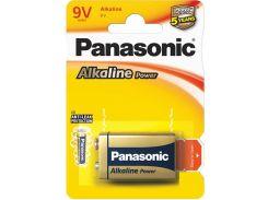 Батарейка Panasonic Alkaline Power 6LR61 (BLI/1)