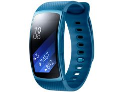 Фітнес браслет Samsung Gear Fit 2 Blue  (SM-R3600ZBASEK)