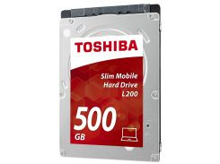 Жорсткий диск Toshiba Mobile L200 500GB HDWK105UZSVA