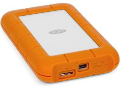 Зовнішній жорсткий диск LaCie Rugged Thunderbolt 1 TB STEV1000400 Orange