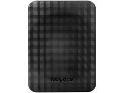Зовнішній жорсткий диск Seagate Maxtor 4 TB STSHX-M401TCBM Black