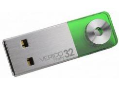 Флешка USB  Verico Firefly 32GB 1UDOV-RGGN33-NN Green