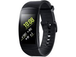 Фітнес браслет Samsung Gear Fit 2 Pro Black large  (SM-R365NZKASEK)