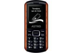 Мобільний телефон Astro A180 RX Orange