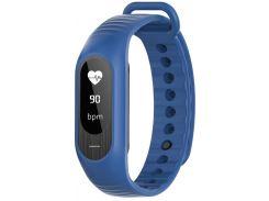 Ремінець для фітнес браслету Berace B15P Blue