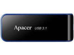 Флешка USB  Apacer AH356 16GB AP16GAH356B-1 Black