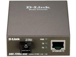 Медіаконвертер D-Link DMC-F20SC-BXD