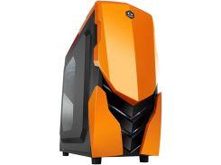 Корпус для ПК RAIDMAX NINJA II A06WBO Black/Orange