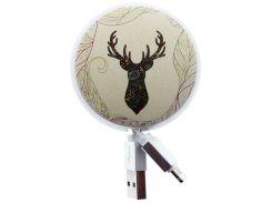 Кабель JoyRoom PT-S01 AM / Lightning Deer forest
