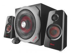 акустична система trust gxt 38 subwoofer speaker set black  (19023)