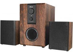 акустична система trust silva speaker set wood  (21734)