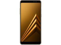 Смартфон Samsung Galaxy A8 Plus 2018 A730F SM-A730FZDDSEK Gold