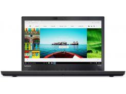 Ноутбук Lenovo ThinkPad T470p 20J60044RT Black