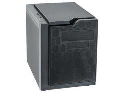 Корпус для ПК Chieftec Gaming Cube CI-01B Black  (CI-01B-OP)