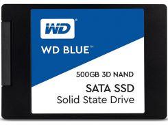 Твердотільний накопичувач Western Digital Blue 500GB WDS500G2B0A