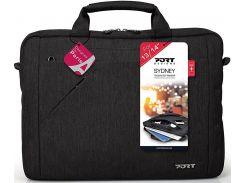 Сумка для ноутбука Port Designs TopLoad Bag Sydney Black