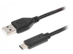 Кабель Viewcon AM / CM 1m Black  (VC-USB2-UC-001)