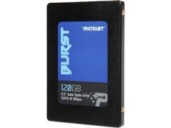 Твердотільний накопичувач Patriot Burst 120GB PBU120GS25SSDR