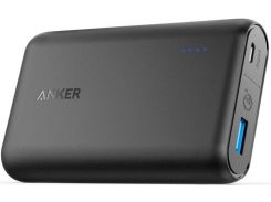 Батарея універсальна Anker PowerCore QC3.0 V3 10000mAh Black  (A1266H11)