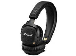 Гарнітура Marshall Mid Bluetooth Black  (4091398/4091742)