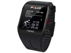 Фітнес браслет Polar V800 HR Black  (90060770.0)