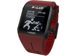 Фітнес браслет Polar V800 HR Red  (90060774.0)