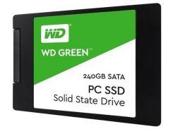 Твердотільний накопичувач Western Digital Green 240GB WDS240G2G0A