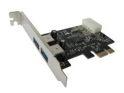 Контролер Dynamode USB 3.0 2 канала