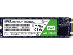 Твердотільний накопичувач Western Digital Green 2280 240GB WDS240G2G0B