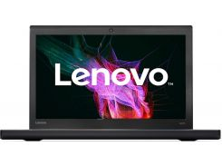 Ноутбук Lenovo ThinkPad X270  Black  (20HN002QRT)