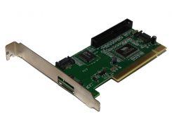 Контролер ATcom PCI SATA (3port)+IDE (1port) VIA 6421 chipset