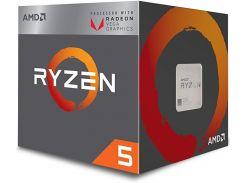 Процесор AMD Ryzen 5 2400G (YD2400C5FBBOX) Box
