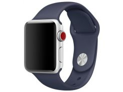 Ремінець Milkin for Apple Watch 38mm Dark Blue