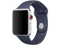 Ремінець Milkin for Apple Watch 42mm Dark Blue
