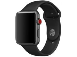 Ремінець Milkin for Apple Watch 42mm Black