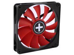 Вентилятор для корпуса Xilence XPF80.R Black/Red  (XPF80.R (XF037))