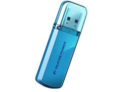Флешка USB  Silicon Power Helios 101 32GB SP032GBUF2101V1B Blue