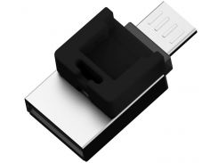 Флешка USB  Silicon Power Mobile X20 32GB SP032GBUF2X20V1K Black