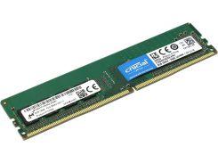 Оперативна пам'ять  Micron Crucial DDR4 1x8GB CT8G4DFS8266