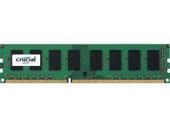 Оперативна пам'ять  Micron Crucial DDR3 1x8GB CT8G3ERSLS4160B