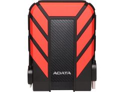 Зовнішній жорсткий диск A-Data HD710 Pro 1TB AHD710P-1TU31-CRD Red
