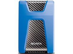 Зовнішній жорсткий диск A-Data HD650 2TB AHD650-2TU31-CBL Blue
