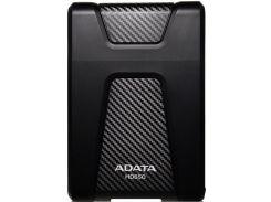 Зовнішній жорсткий диск A-Data HD650 4TB AHD650-4TU31-CBK Black