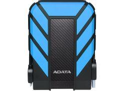 Зовнішній жорсткий диск A-Data HD710 Pro 3TB AHD710P-3TU31-CBL Blue