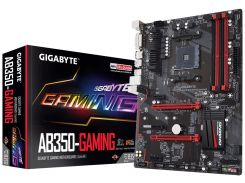 Материнська плата Gigabyte GA-AB350-Gaming