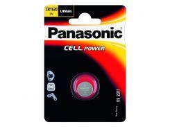 Батарейка Panasonic CR 1620 Lithium (BLI/1)