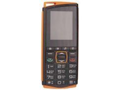 Мобільний телефон SIGMA Comfort 50 Mini4 Black-Orange