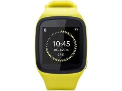 Смарт годинник MYKRONOZ Smartwatch ZeSplash Yellow  (KRZESPLASH-YELLOW)