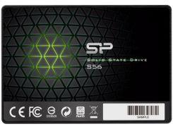 Твердотільний накопичувач Silicon Power Slim S56 120GB SP120GBSS3S56B25